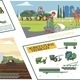 Flat Agriculture And Farming Composition - GraphicRiver Item for Sale
