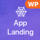 xPider | WordPress App Landing Page - ThemeForest Item for Sale