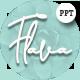 Flava Minimalist Plant Presentation Template - GraphicRiver Item for Sale