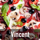 Restaurant Vincent - ThemeForest Item for Sale