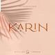 Elegant Karin - Stylish Typeface - GraphicRiver Item for Sale