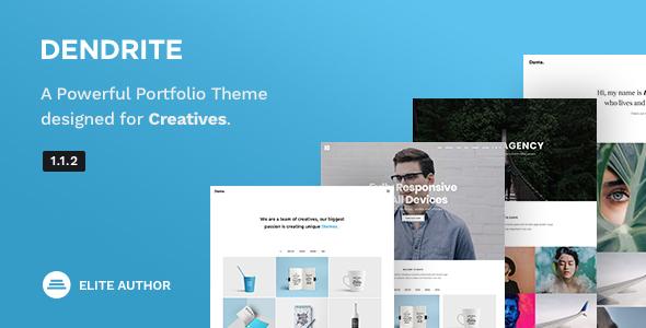 40 WordPress themes for portfolio websites | WP Upgrader