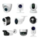 Surveillance Camera or CCTV Security and Watching - GraphicRiver Item for Sale