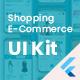 E-Commerce Flutter App UI Kit - CodeCanyon Item for Sale