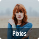 Portfolio Pixies - ThemeForest Item for Sale