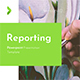 Reporting Multipurpose PowerPoint Template - GraphicRiver Item for Sale