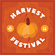 Harvest Festival Flyer Set - GraphicRiver Item for Sale