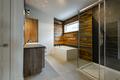 Modern bathroom with barn wood general view - PhotoDune Item for Sale