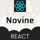 Novine - React Next eCommerce Templates - ThemeForest Item for Sale