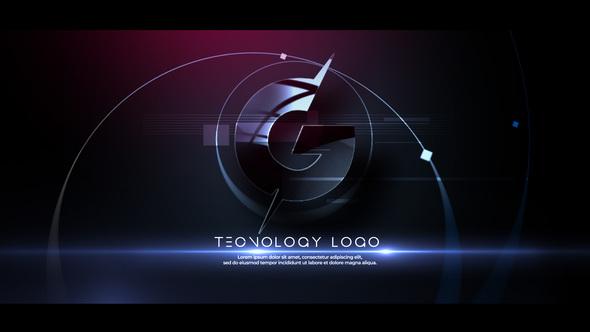 Glitch Tech Logo