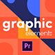 Graphic Elements | Premiere Pro - VideoHive Item for Sale