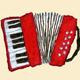 Polka Trio Accordion Trombone
