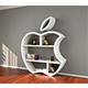 Apple bookshelf - 3DOcean Item for Sale