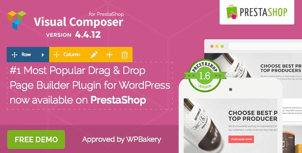 Visual Composer: Program budujący strony dla Prestashop