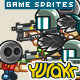 "Game Character Sprites ""Special Forces"" - GraphicRiver Item for Sale"