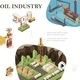 Isometric Oil Industry Composition - GraphicRiver Item for Sale