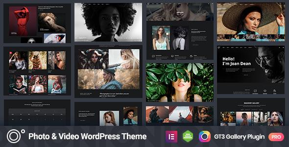 Oni | Photography Agency WordPress Theme