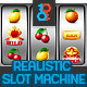 Full Realistic Slot Machine Asset - GraphicRiver Item for Sale