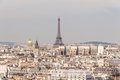 view of Paris city, France - PhotoDune Item for Sale