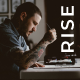 RISE - Creative Muse Template - ThemeForest Item for Sale