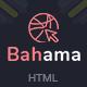 Bahama - Broadband & Internet Service Providers HTML Template - ThemeForest Item for Sale