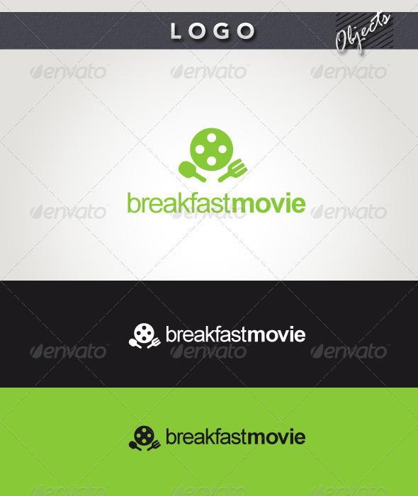 Breakfast Movie Logo