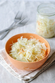Served bowl of fermented vegetables - PhotoDune Item for Sale
