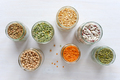 Mung bean, lentil green, lentils, peas, beans - PhotoDune Item for Sale