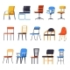 Chairs or Armchairs, Seats or Interior Design - GraphicRiver Item for Sale