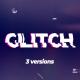 Modern Glitch Logo - VideoHive Item for Sale