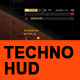 Techno_hud - VideoHive Item for Sale