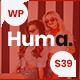 Huma – Fashion E-commerce WordPress Theme - ThemeForest Item for Sale