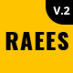 Raees – Architecture & Architect HTML Template - ThemeForest Item for Sale