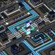 3D Megalopolis electronics - 3DOcean Item for Sale