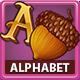 Children's Alphabet Set with Illustrations - GraphicRiver Item for Sale