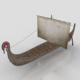 Viking Drakkars - 3DOcean Item for Sale