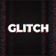 Glitch Logo Reveal with Digital Noise - VideoHive Item for Sale