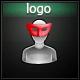 Transforming Glitch Logo