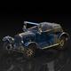 Retro-car - 3DOcean Item for Sale