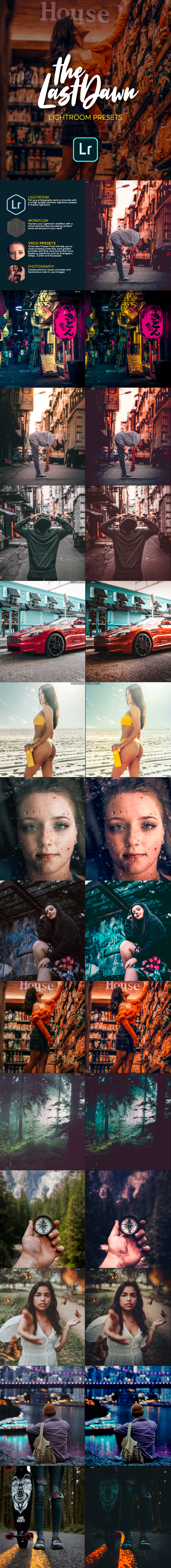 Lightroom Presets from GraphicRiver