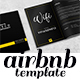 Airbnb Welcome Book Template - GraphicRiver Item for Sale