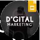 Digital Marketing Google Slides - GraphicRiver Item for Sale