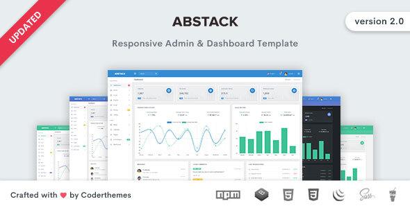 Abstack - Admin & Dashboard Template