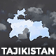 Tajikistan Map - Republic of Tajikistan Map Kit - VideoHive Item for Sale