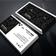 Horizontal Pixel Business Card - GraphicRiver Item for Sale