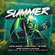 Summer Cooldown Flyer - GraphicRiver Item for Sale