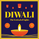 Diwali Flyer Set - GraphicRiver Item for Sale
