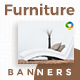 Furniture-HTML5-Banners - 7 Sizes - CodeCanyon Item for Sale