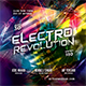 Electro Revolution Flyer - GraphicRiver Item for Sale