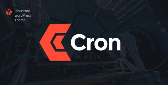 Cron | Industry WordPress Theme
